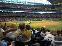 4 Tickets to Milwaukee Brewers v.s Chicago Cubs Saturday, July 27th @ 6:15