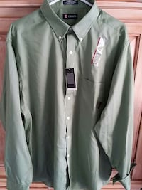 CHAPS CLASSIC FIT WRINKLE FREE Harlingen