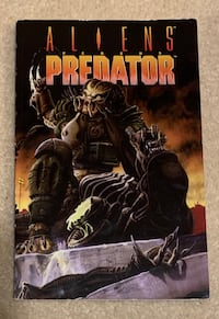 Aliens vs Predator Comic Halifax