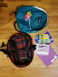 School backpacks and new supplies Chicago, 60652