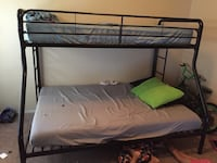 Twin over full bunk bed Oklahoma City, 73135