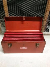 Small red tool box  Haverhill, 01835