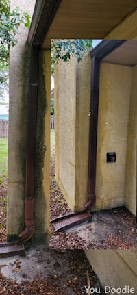 Mold/ Mildew removal home exterior 1hr or less South Daytona
