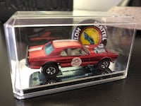 Nitty Gritty Cougar original red line Hot Wheels 1969! Collectible. Hamilton, L8H