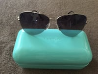 silver-colored framed Tiffany & Co. sunglasses Imperial, 92251