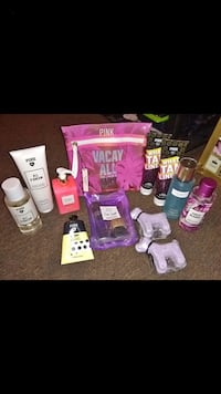 assorted-brand toiletry lot SF