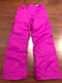 Girls Columbia snow pants size small Vaughan, L4H 0N4