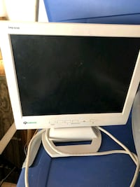 white Samsung flat screen computer monitor Stafford, 22554
