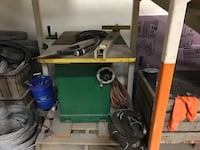 green and gray table saw Grand Prairie, 75050