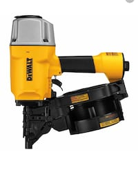DeWalt 15 degree Coil framing nailer Washington, 20018