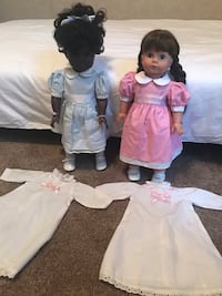 18 inch dolls with nightgowns  Saint Hedwig, 78152