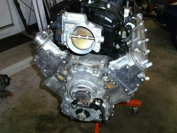 2008 and 2012 6 2 engines L92 (like the LS3)