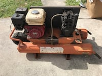 black and red Craftsman ride on mower Lehigh Acres, 33974
