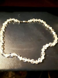 Crystal bead necklace 3167 km