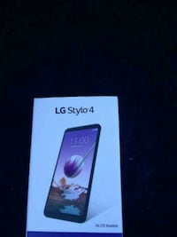 BRAND NEW LG STYLO 4 (2018) MODEL UNLOCKED  Mississauga, L5V