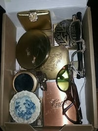 Vintage Compacts and glasses Staten Island, 10306