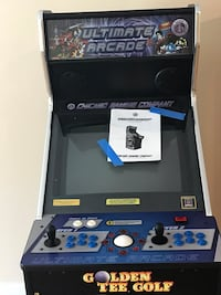 Ultimate Arcade System Silver Spring