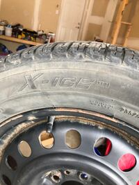 17in Winter Tires and Rims  Spruce Grove, T7X 2H4
