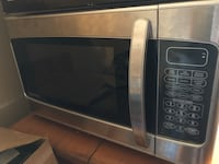 Microwave Danby Stainless Steel $50 New Westminster, V3M 2K8