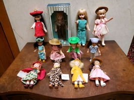 Vogue Dolls and Madame Alexander Dolls