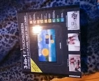 3 in 1 portable dvd player, tablet, dvd combo 3720 km