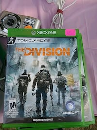 The Division Xbox One game case Spokane, 99207