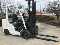 2016 UniCarriers 8000 lb capacity- Refreshed & Repainted!