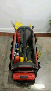 Tool bag and tools Mississauga, L5A 1H4