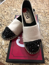 brand new sam edelman espadrille. never worn New Westminster, V3M
