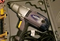black and gray corded power tool Calgary, T1Y 4A9