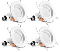 New - LVWIT 6 Inch Dimmable Downlight Mississauga