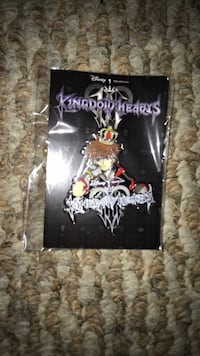 Kingdom hearts three pin Woodbridge, 22193