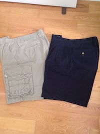 Four pairs of Men's shorts size 34