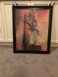 Large sized Oil Painting Signed By Artist 3127 km