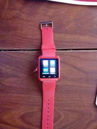 Red Hype Smart Watch