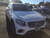 2016 Mercedes-Benz GLC 300 Turbo AWD CARFAX Low Miles Navigation Vancouver, 98662