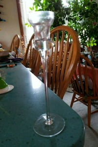 Glass candle holders Dundalk, 21222