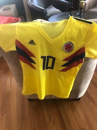 Colombia National jersey kids large