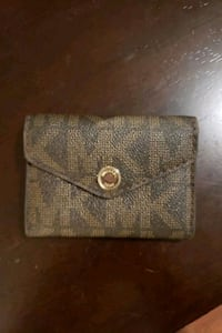 Michael Kor Leather Wallet