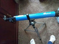 blue and black telescope and grey tripod Pewee Valley, 40056