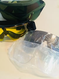 Tactical goggles Military goggles hunting goggles Burnaby, V5A 4W3