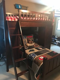 Bunk bed, pottery barn Roswell, 30075