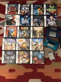 Nintendo DS and 3D DS. Games included mint condition Mississauga, L5G 1K6