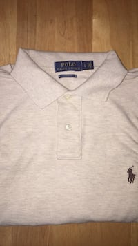 gray Polo by Ralph Lauren polo shirt Bryans Road, 20616