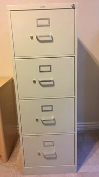 4 drawer - legal size cabinet. Great condition. 2 available  Henderson, 89012