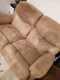Two seater recliner Fremont, 94538