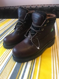 New safety boots size 5  Edmonton, T5P 4H5