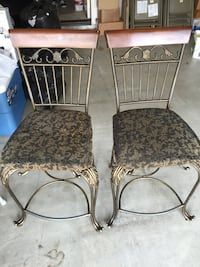 2 bar stool chairs Oxnard, 93030
