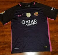 Barcelona away jersey Messi size large Alexandria, 22310