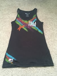 black green and purple scoop neck tank top Grande Prairie, T8V 2G8